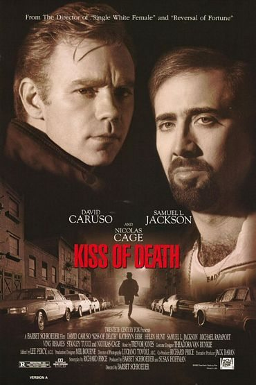 Movies Kiss of Death poster