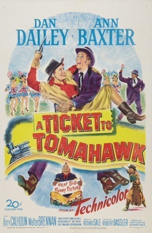 A Ticket to Tomahawk is similar to The Dream Chasers.