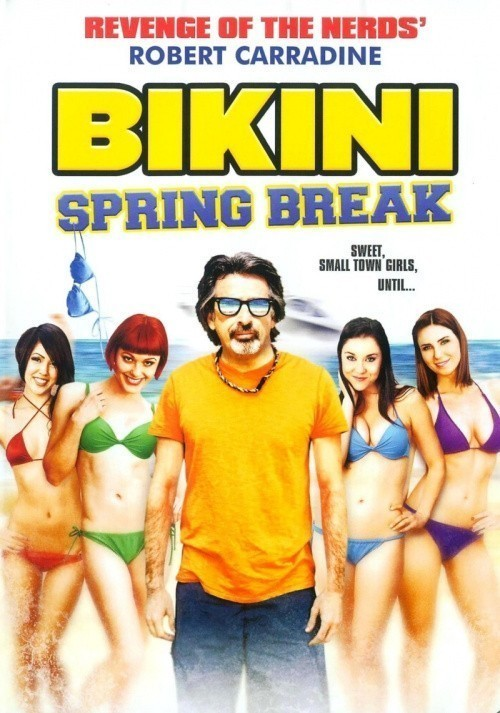 Bikini Spring Break is similar to The Making of 'One from the Heart'.