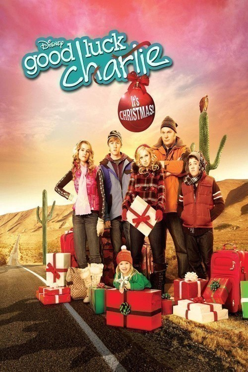 Good Luck Charlie, It's Christmas! is similar to Paranormal Activity: The Ghost Dimension.