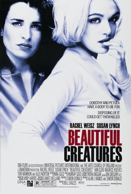 Beautiful Creatures is similar to Howl.