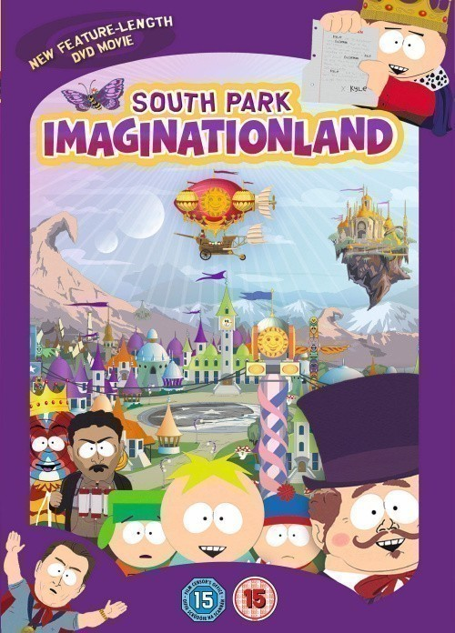 South Park: Imaginationland is similar to Aquaman.