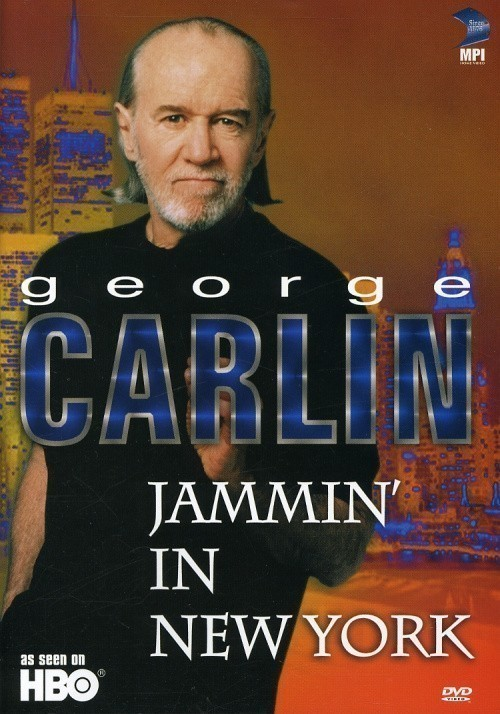 George Carlin: Jammin' in New York is similar to Aquaman.