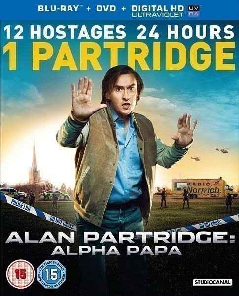 Alan Partridge: The Movie is similar to Love.