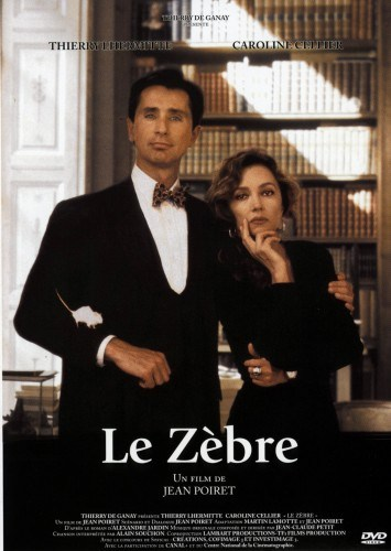 Le zebre is similar to The Purple Rose of Cairo.