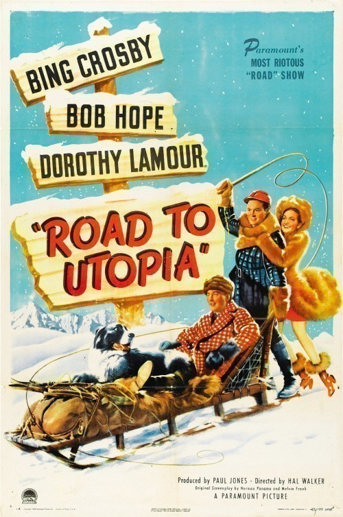 Road to Utopia is similar to Disillusioned.