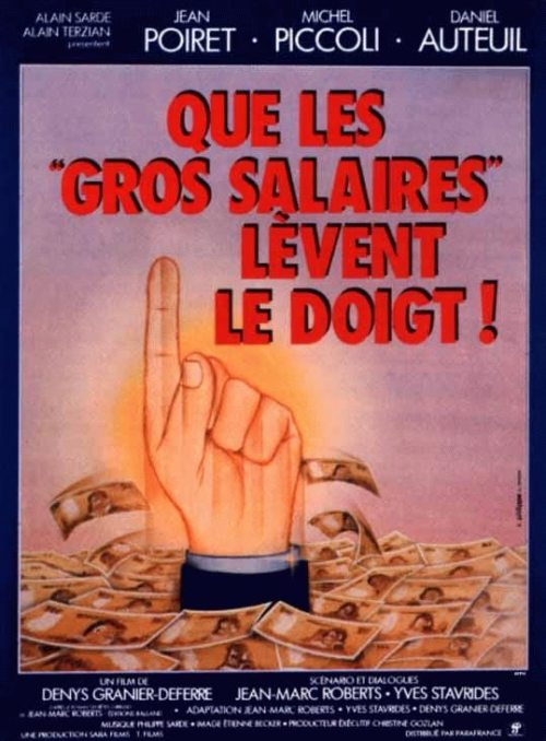 Que les gros salaires lèvent le doigt! is similar to St. Richard of Austin.